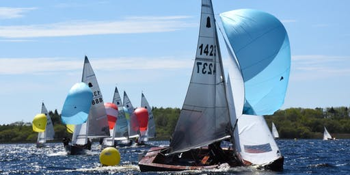 TRY Sailing on Cullaun Lake