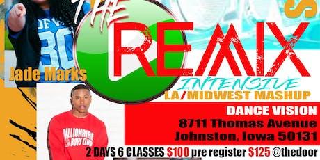 The Remix Intensive: LA/MIDWEST Mash-Up! tickets
