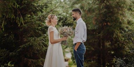 Planificarea nuntii  în 5 pași simpli tickets