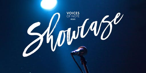Showcase - Benefiting Voices of Note