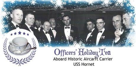 Officer's Holiday Tea 2019 tickets
