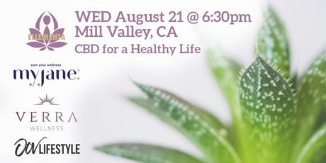 Ellementa Marin (Mill Valley): CBD For a Healthy Life tickets