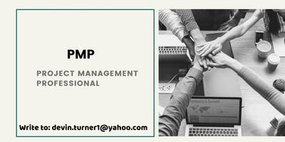 PMP Certification Classroom Training in Eureka, CA