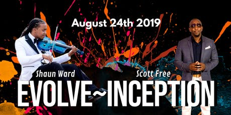 EVOLVE ~ INCEPTiON August Edition tickets