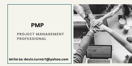 PMP Certification Classroom Training in Farmington, NM tickets