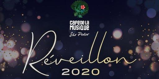 Réveillon 2020 - Café de La Musique São Pedro