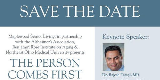 The Person Comes First: A Dementia & Caregiving Symposium