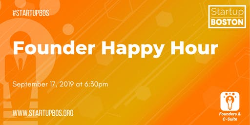 Founder Happy Hour