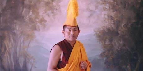 LIVESTREAM: Mindful Meditation for Distorted Emotions - Geshe Thupten Dorjee | 10/21/2019 tickets