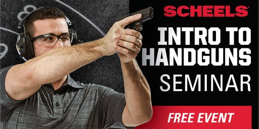 Introduction to Handguns and Firearm Safety (Free)
