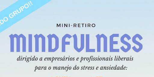 MINDFULNESS - RESILIÊNCIA & CONCENTRAÇÃO