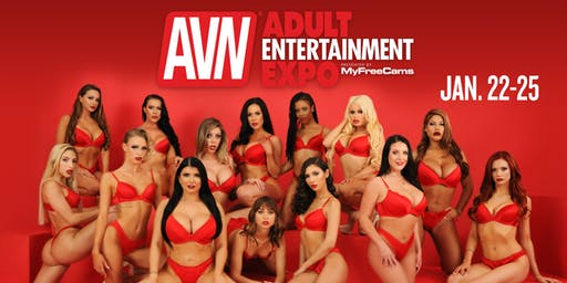AVN Adult Entertainment Expo January 22 - 25, 2020