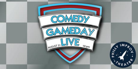 Comedy GameDay Live tickets