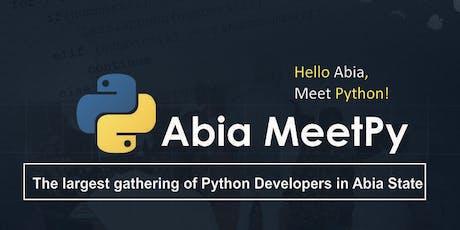 Abia MeetPy tickets