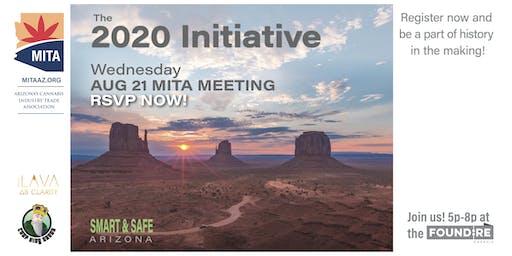 MITA AZ, Wednesday, August 21st at the Found:RE