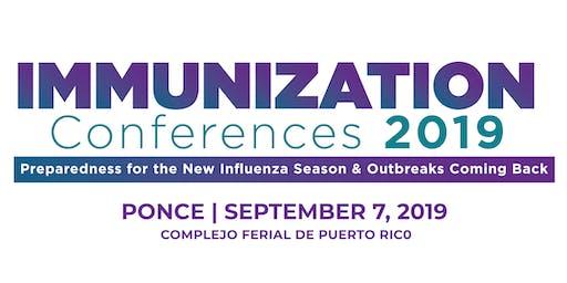 Immunization Conference 2019 - PONCE