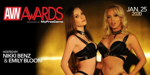 AVN Awards Show January 25, 2020
