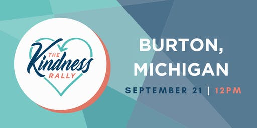 The Kindness Rally: Burton, MI