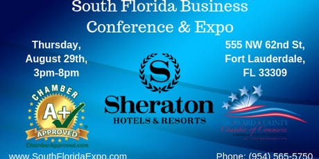 South Florida Business Conference & Expo tickets