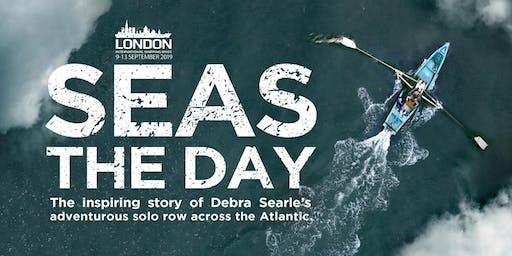 Seas the Day: The inspiring story of Debra Searle's adventurous solo row across the Atlantic.