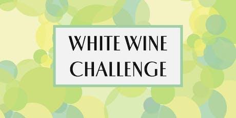 White Wine Challenge tickets