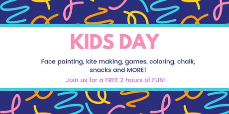 Community KIDS DAY! tickets