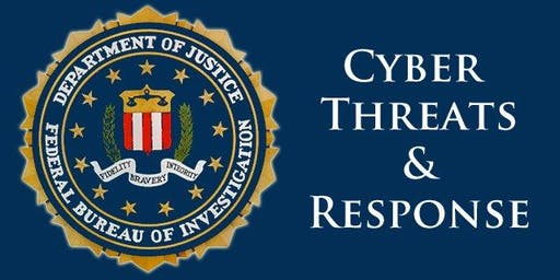 Cyber crime presentation by FBI Special Agent Bales