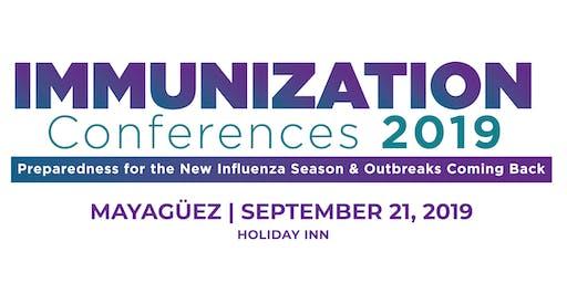 Immunization Conferences 2019 - MAYAGÜEZ