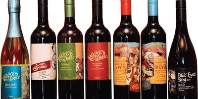 Tasting of World-Class Mollydooker Wines with Luke Marquis