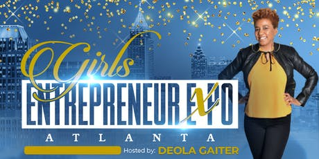 Girls Entrepreneur Expo Atlanta tickets