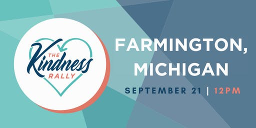 The Kindness Rally: Farmington, MI