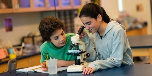 Hausner Middle School Tour: 11/22