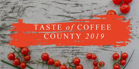 Taste of Coffee County 2019 tickets