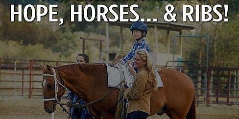 5th Annual Hope, Horses & Ribs...