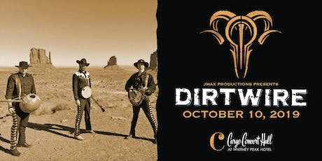 Dirtwire at Cargo Concert Hall tickets