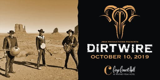 Dirtwire at Cargo Concert Hall