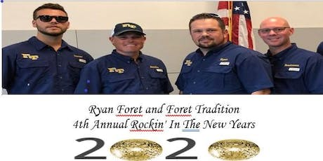 Ryan Foret & Foret Tradition for New Years Eve tickets