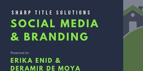 Social Media, Branding & More!  tickets