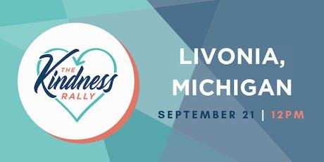 The Kindness Rally: Livonia, MI tickets
