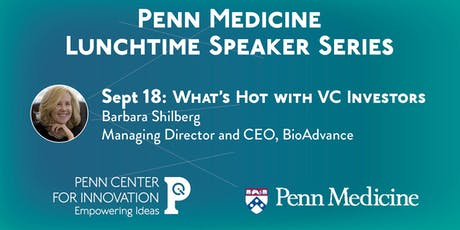 Penn Medicine Fall Lunchtime Speaker Series Tickets, Multiple Dates