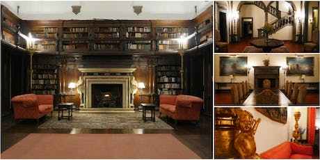 Inside the Edith Fabbri Gilded Age Mansion & Historic Grand Library tickets