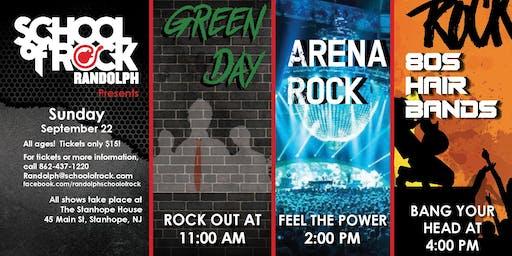 School of Rock Randolph Presents: Green Day