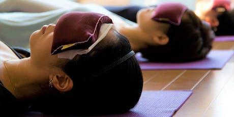 Yoga Nidra with Reiki tickets