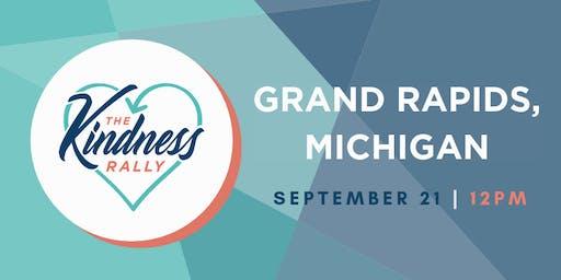 The Kindness Rally: Grand Rapids, MI