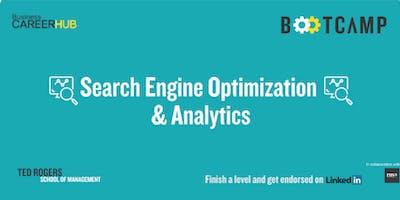Search Engine Optimization & Analytics Bootcamp