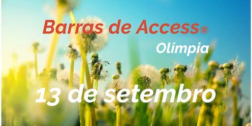 OLIMPIA - BARRAS DE ACCESS® Formação - 13/09/19