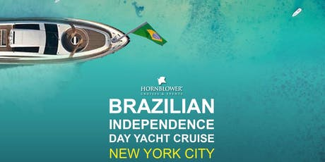 Brazilian Day Celebration Boat Party NYC on Labor Day Weekend Yacht Cruise tickets
