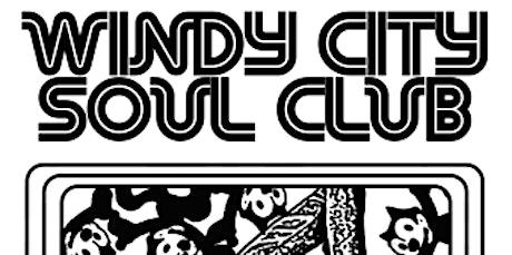 Windy City Soul Club NYE 2019 @ Logan Square Auditorium tickets