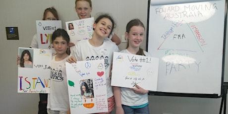 Camp Parliament for Girls Sydney 2020 tickets