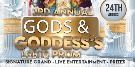 God's and Goddess's : TIGPROM 2019 LGBTQ tickets